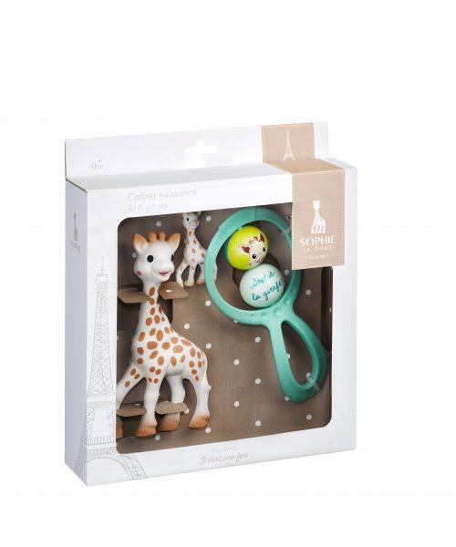 Sophie la girafe Yenidoğan  3'lü set