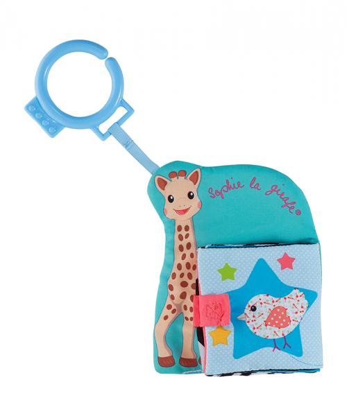 Sophie la girafe ilk kitabım