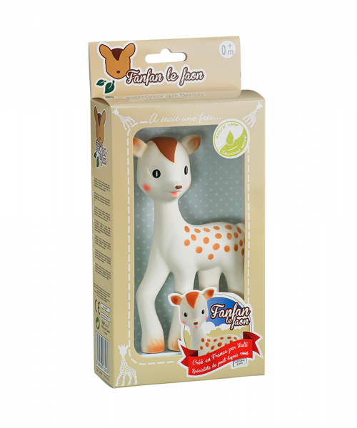 Bambi Fanfan Diş Kaşıyıcı