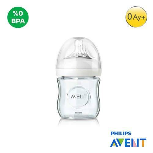 Philips Avent SCF671/17 120 ml Natural Cam Biberon Tekli