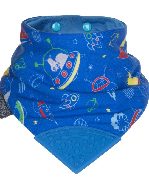 Cheeky Chompers Neckerchew Space Rockers