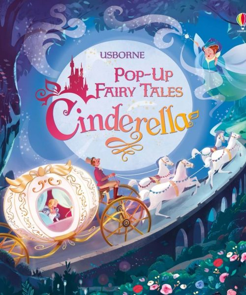 Pop Up Cinderella