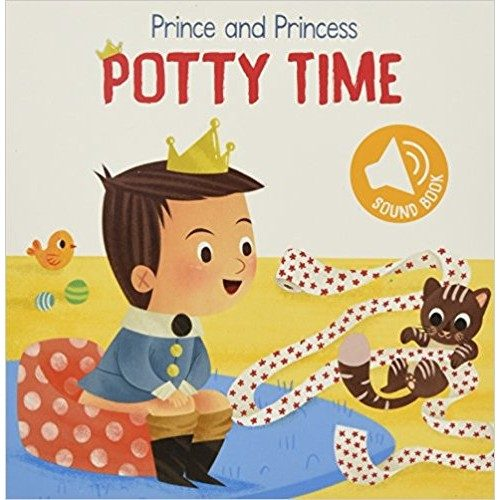 PRINCE AND PRINCESS POTTY TIME