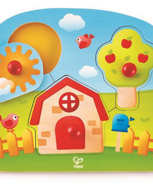 Çiftlik Evi Yapboz
