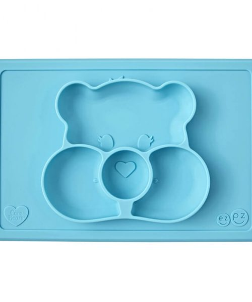 EZPZ Care Bears Mat (Mavi)