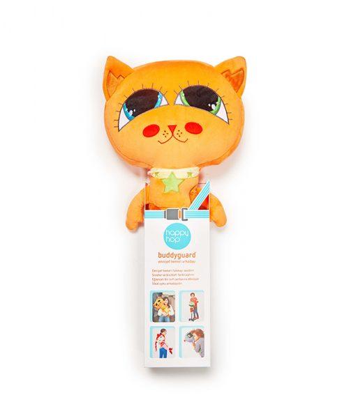 HappyHop Buddyguard Emniyet Kemeri Arkadaşı - Kedi Minny