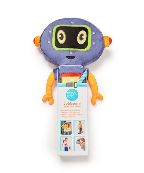 HappyHop Buddyguard Emniyet Kemeri Arkadaşı - Robot Met