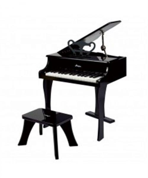 Kuyruklu Siyah Piyano