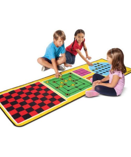 Melissa & Doug Oyun Halı Seti - 4 x Oyun