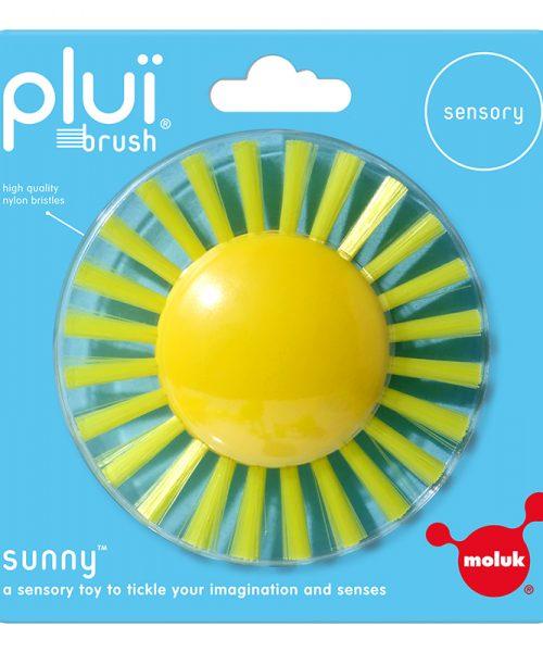 Plui Brush Sunny (Sarı)