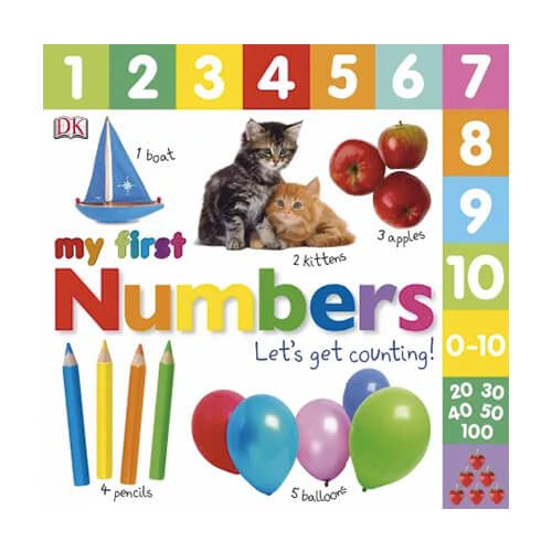 My First Numbers - Let's Get Counting