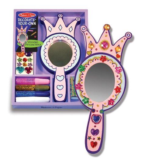 Ahşap Prenses Aynası - Sen Yap Sen Oyna