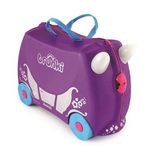 Trunki Çocuk Bavulu - Prenses Arabası Penelope
