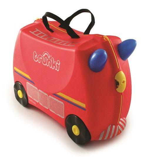 Trunki Çocuk Bavulu - İtfaiye Aracı Freddie