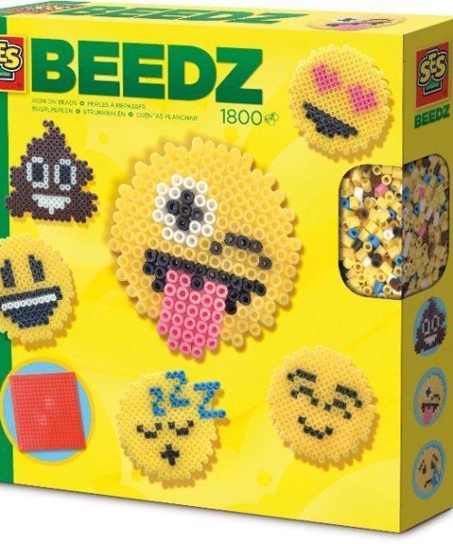 Beedz- Ütü Boncuk Seti - Emojiler