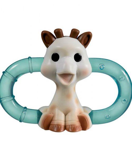 Sophie La Girafe Çift Saplı Diş Kaşıma Halkası