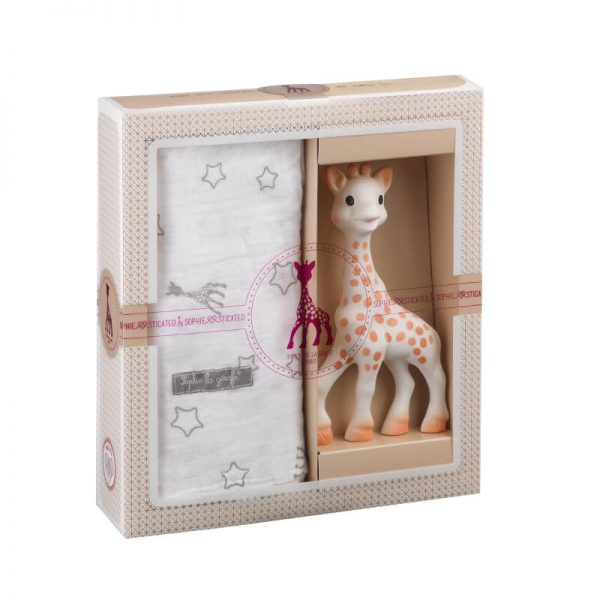 Sophie La Girafe Sophiesticated Yeni Doğan Seti 4