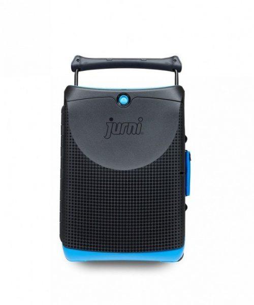 Jurni - Çekçekli Valiz - Mavi