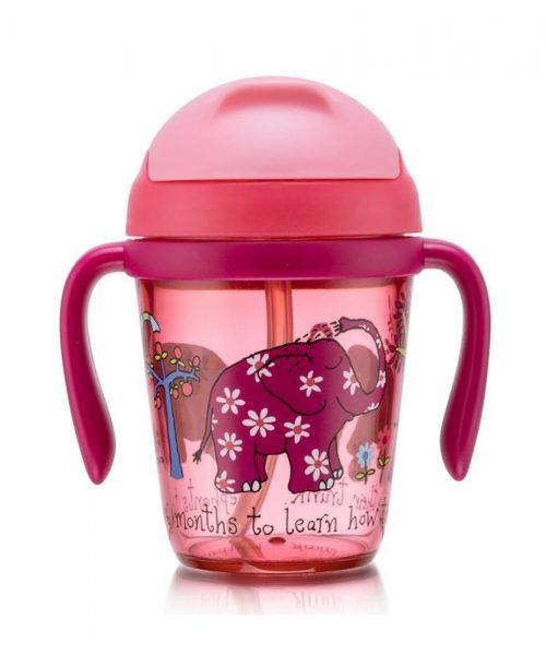 TYRRELL KATZ ELEPHANT Kulplu Pipetli Matara / Suluk 300 ml