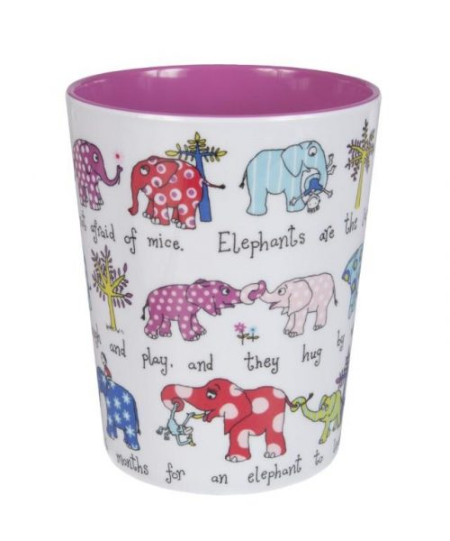TYRRELL KATZ ELEPHANTS Melamin Bardak