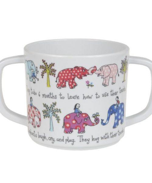 TYRRELL KATZ ELEPHANTS Kulplu Alıştırma Bardağı
