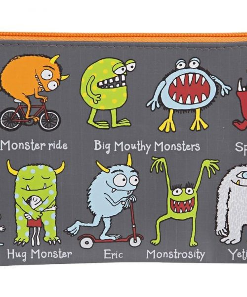 Tyrrell Katz Kalem Kutusu Monsters