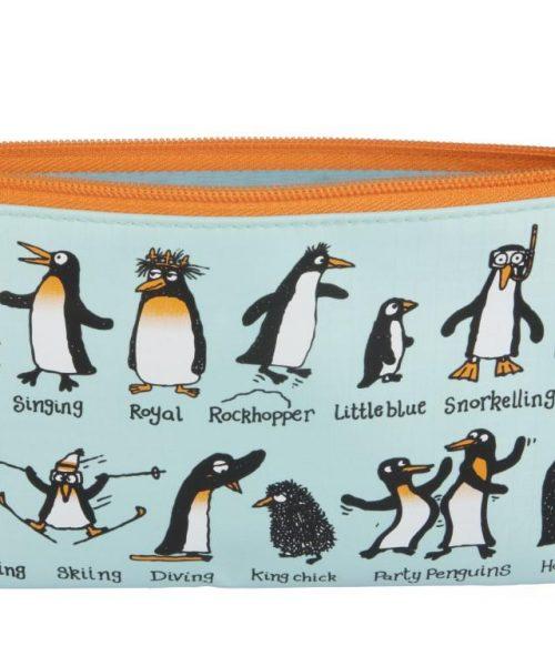 Tyrrell Katz Kalem Kutusu Penguins Penguenler