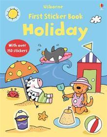 First Sticker Book: Holiday