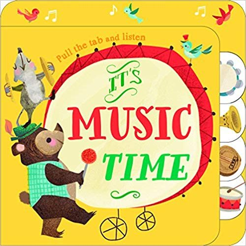 SOUND PULL TAP: IT'S MUSIC TIME